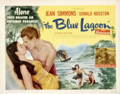 The Blue Lagoon 1949 DVD - Jean Simmons / Donald Houston
